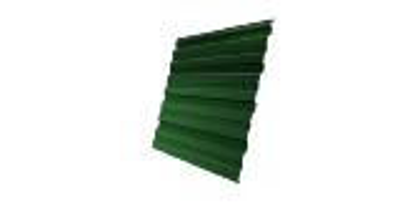 Профнастил С10R 0,45 PE RAL 6002 лиственно-зеленый