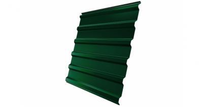 Профнастил С20R GL 0,5 Quarzit lite RAL 6005 зеленый мох