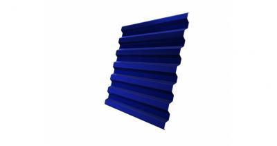 Профнастил С21R 0,45 PE RAL 5002 ультрамариново-синий