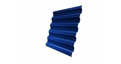 Профнастил HC35R 0,7 PE RAL 5005 сигнальный синий