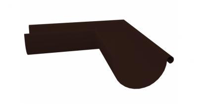 Угол желоба внутренний, 90 гр,150 мм RAL 8017 шоколад