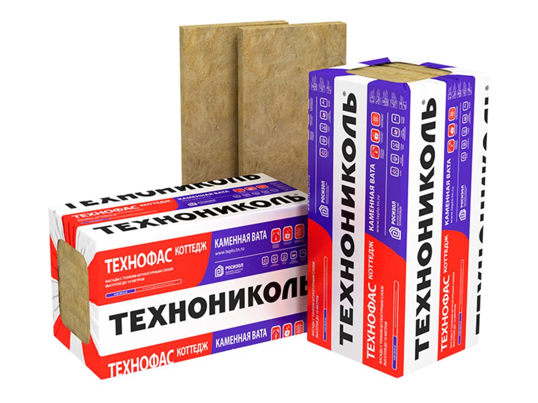 ТЕХНОФас Технониколь