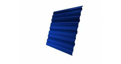 Профнастил С10R 0,5 Satin RAL 5005 сигнальный синий