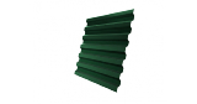 Профнастил С21R 0,5 Satin RAL 6005 зеленый мох