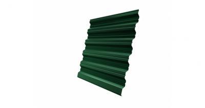 Профнастил HC35R 0,45 PE-Double RAL 6005 зеленый мох