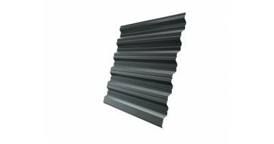 Профнастил HC35R 0,45 PE RAL 7005 мышино-серый