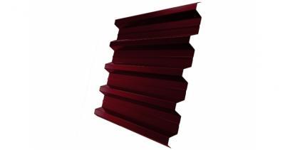 Профнастил H60R GL 0,5 Quarzit RAL 3005 красное вино