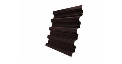 Профнастил Н75R 0,7 PE RAL 8017 шоколад
