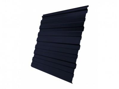 Профнастил С10R 0,45 Drap RAL 9005 черный