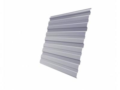 Профнастил С10R 0,5 Satin RAL 7004 сигнальный серый