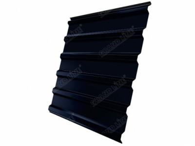 Профнастил С20R 0,45 Drap RAL 9005 черный