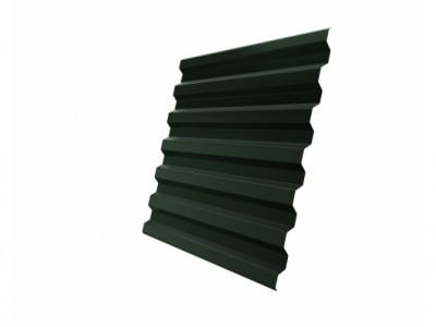 Профнастил С21R GL 0,5 Velur20 RAL 6020 хромовая зелень