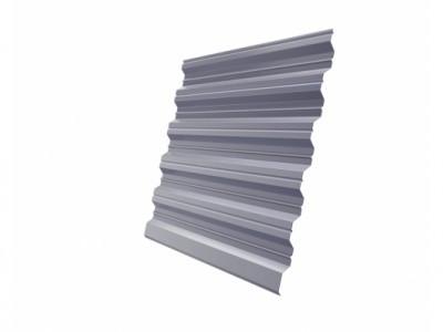 Профнастил HC35R 0,7 PE RAL 7004 сигнальный серый