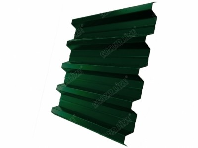 Профнастил H60R GL 0,5 Atlas RAL 6005 зеленый мох