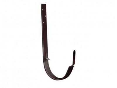 Крюк длинный 125 мм, RAL 8017 шоколад