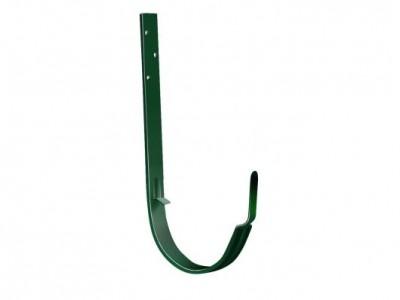 Крюк длинный 125 мм, RAL 6005 зеленый мох