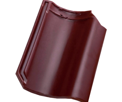 Ovh Matt Glazed Wine Red