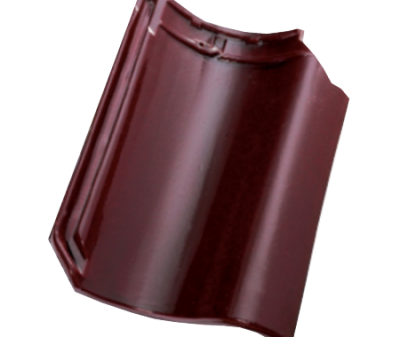 Ovh Wine Red Glazed