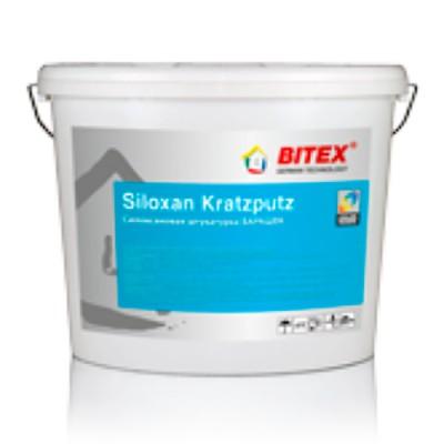 Siloxan Kratzputz Силоксановая штукатурка БАРАШЕК