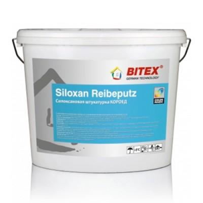Siloxan Reibeputz Силоксановая штукатурка КОРОЕД