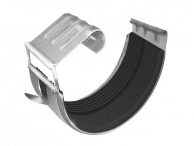 Соединитель желоба GL 125 мм Al-Zn