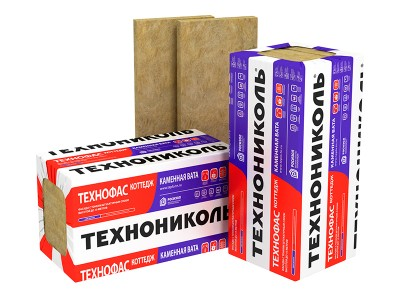 ТЕХНОФас Эффект Технониколь